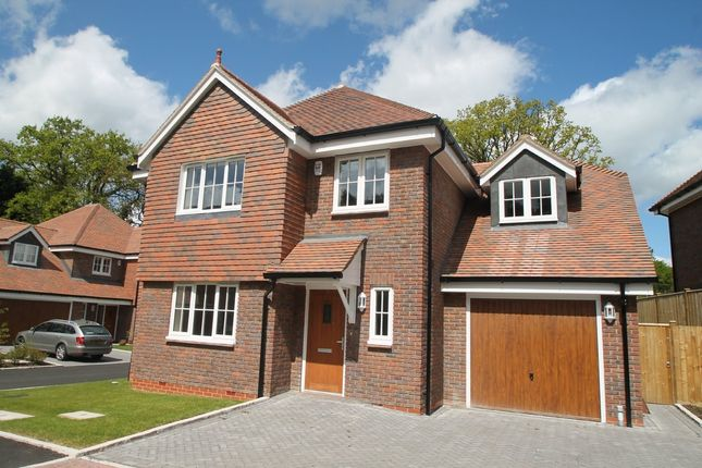 Thumbnail Detached house to rent in Vardon Place, Old Bisley Road, Frimley