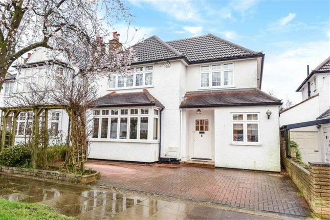 Thumbnail Detached house to rent in Beech Walk, London