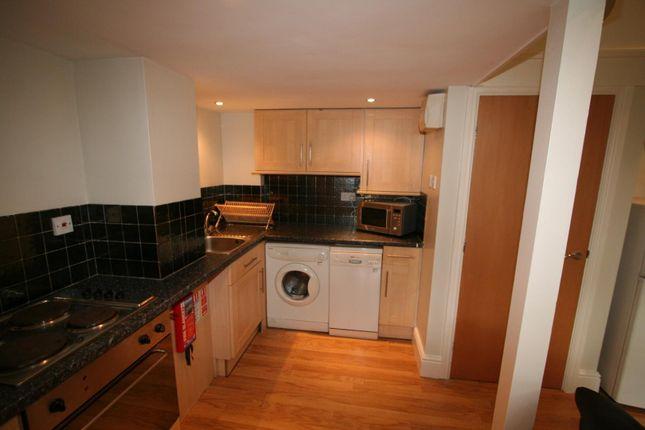 Kitchen of Flat 1, 40 Hyde Terrace, City Centre LS2