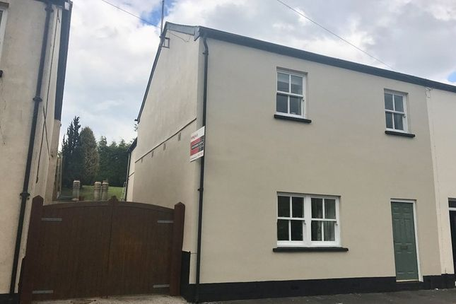 Thumbnail Semi-detached house for sale in King Street, Blaenavon, Pontypool
