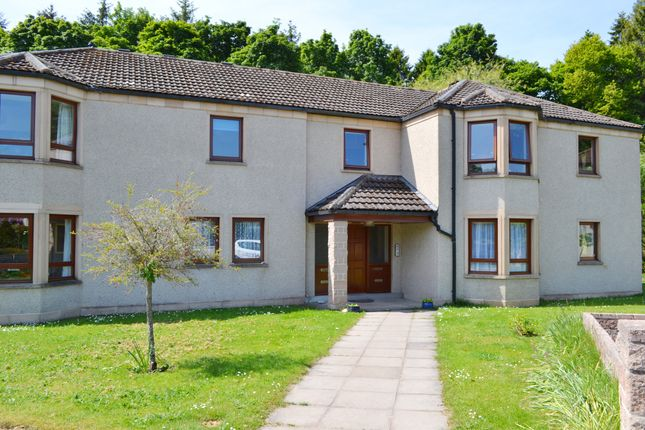 Thumbnail Flat for sale in St. Leonards Court, Forres
