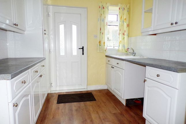 Thumbnail Terraced house to rent in Cleaswell Hill, Choppington