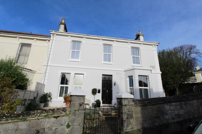 4 bed end terrace house for sale in Meadfoot Terrace, Mannamead, Plymouth PL4