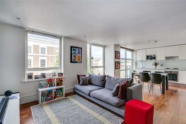 2 bed flat for sale in The Wallpaper Apartments, 142 Offord Road, London N1