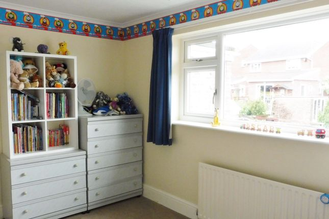 Bedroom Two of Curlew Rise, Thorpe Hesley S61