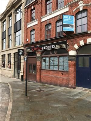 Thumbnail Restaurant/cafe to let in Station Express, 49-50 Chester Street, Shrewsbury