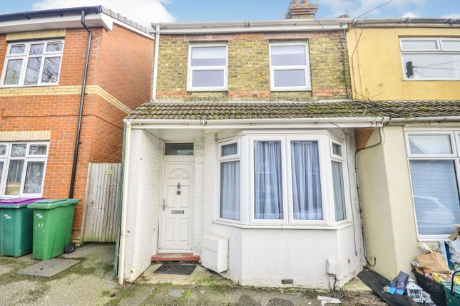 2 bed end terrace house for sale in Salisbury Road, Folkestone CT19