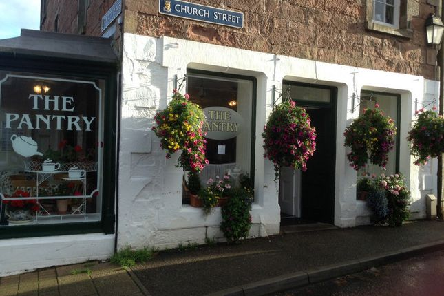 Thumbnail Restaurant/cafe for sale in The Pantry Coffee Shop, Church Street, Cromarty