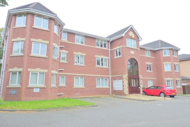 Thumbnail Flat to rent in Ryan House, Grosvenor Road, Oxton