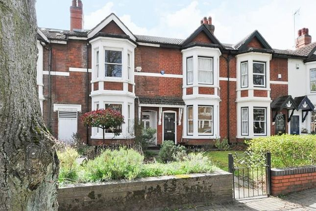 Thumbnail Terraced house for sale in Third Avenue, Selly Park, Birmingham