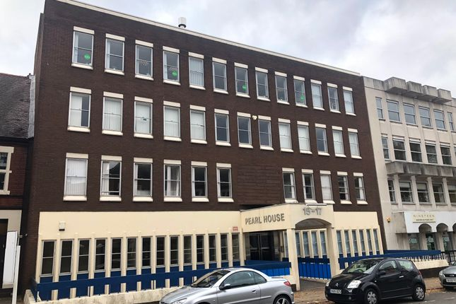 Thumbnail Office for sale in Waterloo Road, Wolverhampton
