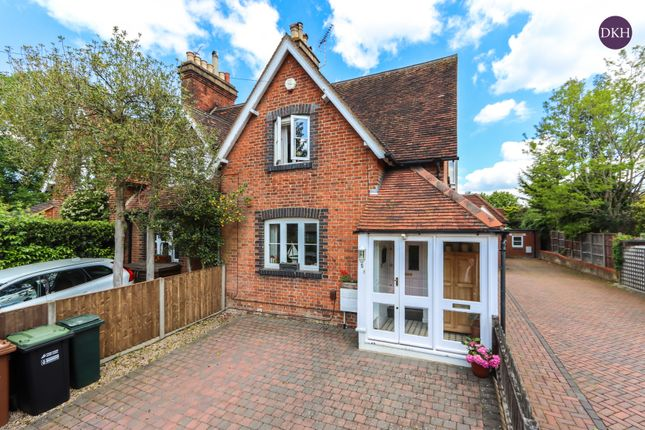 Thumbnail 3 bed end terrace house for sale in New Road, Croxley Green, Rickmansworth