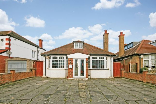 Thumbnail Detached bungalow for sale in Stilecroft Gardens, Wembley