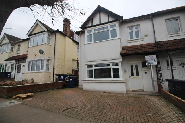 Thumbnail Semi-detached house to rent in Heming Road, Edgware