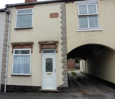 Thumbnail Terraced house to rent in Church Street, Cannock