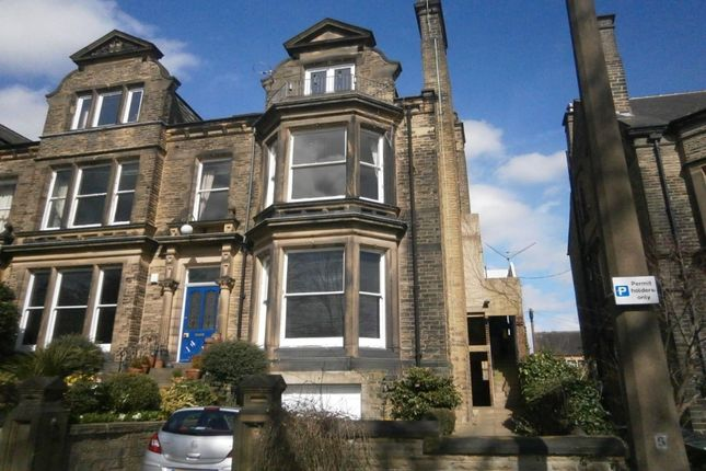 Thumbnail Flat to rent in Park Drive, Huddersfield