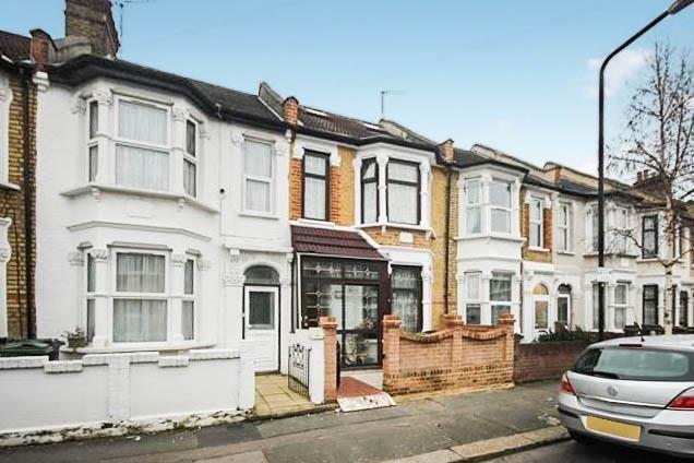Thumbnail Terraced house for sale in Rosebank Grove, London