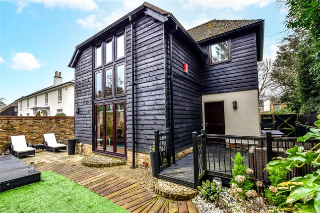 Thumbnail Semi-detached house for sale in The Lodge, Rickmansworth Road, Harefield, Middlesex