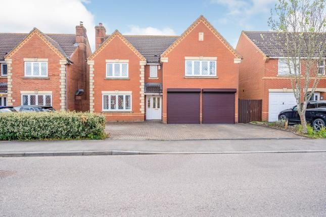 Thumbnail Detached house for sale in Johnson Road, Emersons Green, Bristol, .