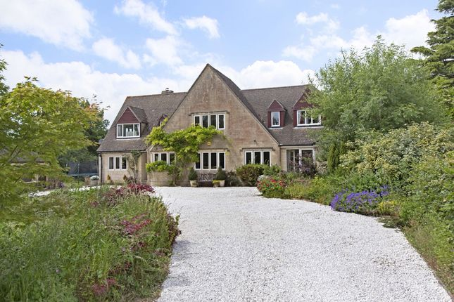 Thumbnail Detached house to rent in The Lodge, The Hithe, Rodborough Common, Stroud