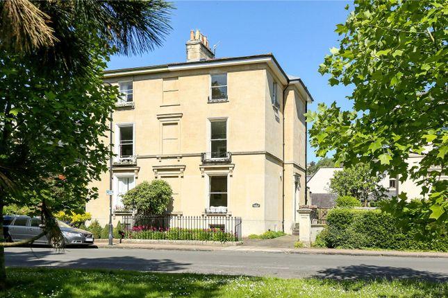 Thumbnail Semi-detached house for sale in Henrietta Villas, Henrietta Road, Bath