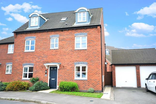 Thumbnail Detached house for sale in Ryknield Road, Hucknall, Nottingham