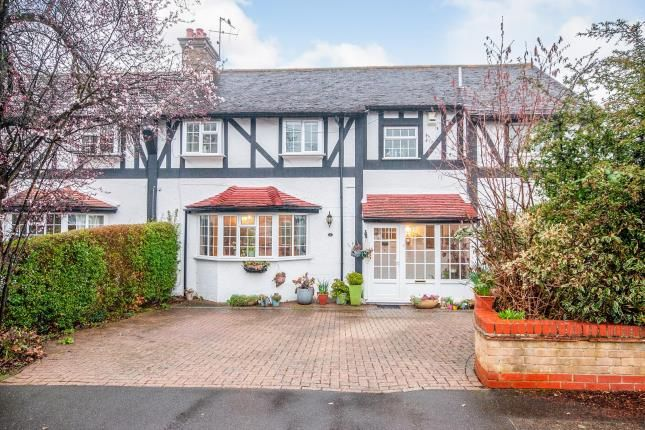 Thumbnail Semi-detached house for sale in Hillcrest Road, Purley