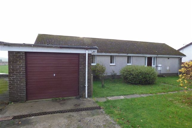Thumbnail Bungalow for sale in Kings Highway, Largoward, Fife