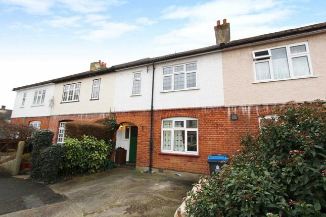 Thumbnail Terraced house for sale in Idmiston Square, Worcester Park