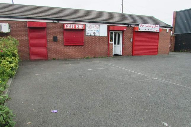 Thumbnail Restaurant/cafe for sale in Marsh Lane, Bootle