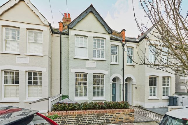 Thumbnail Terraced house to rent in First Avenue, Mortlake