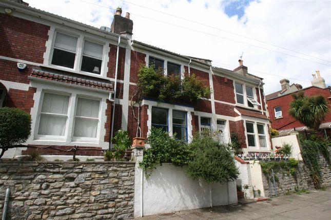 Thumbnail Terraced house for sale in Marlborough Hill Place, Kingsdown, Bristol