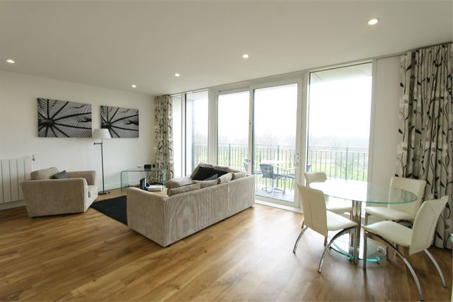 Thumbnail Flat to rent in Johnson Court, Meadowside, London