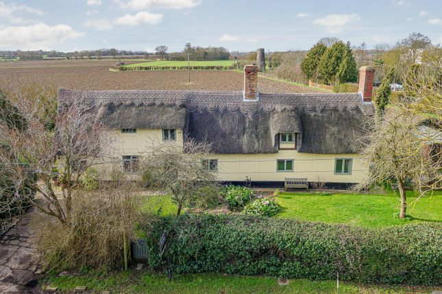 Cottage for sale in Brettenham Road, Rattlesden, Bury St. Edmunds