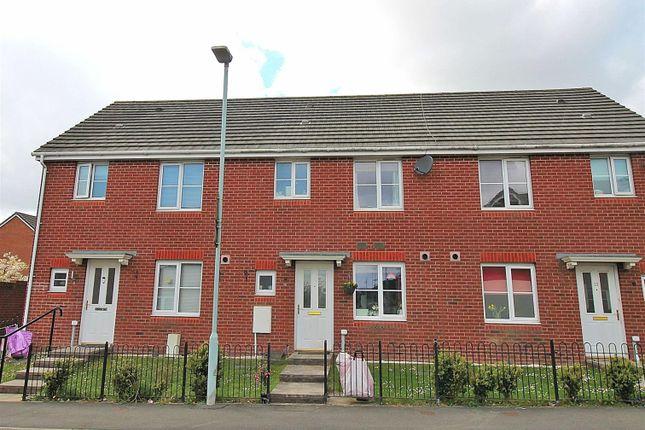 3 bed terraced house for sale in Bryn Y Clochydd, Townhill, Swansea SA1