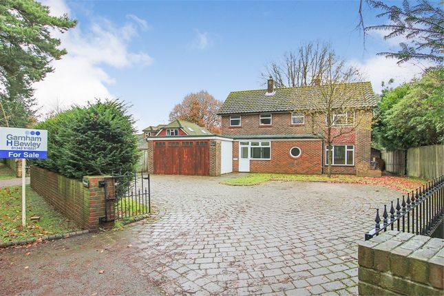 Thumbnail Detached house for sale in Pine Grove, East Grinstead, West Sussex
