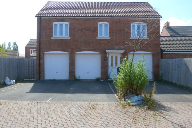 Thumbnail Detached house to rent in Sealand Way Kingsway, Quedgeley, Gloucester