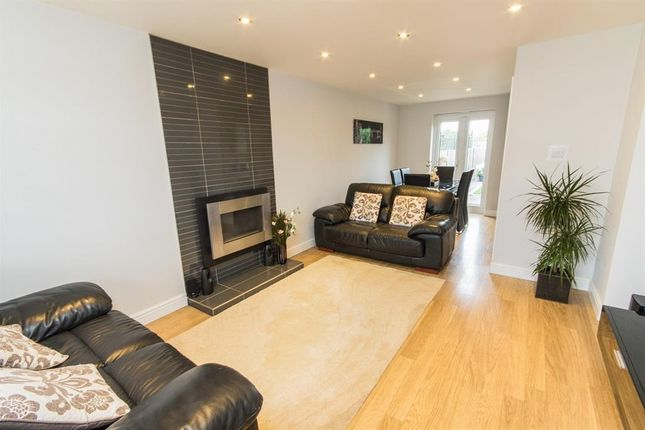 Thumbnail Terraced house to rent in First Avenue, Grantham