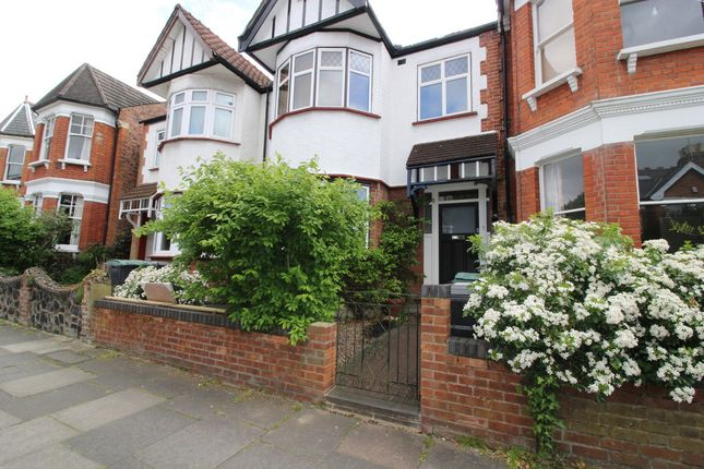 Thumbnail Terraced house to rent in Goodwyns Vale, London