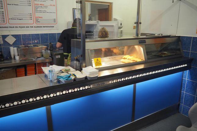 Thumbnail Leisure/hospitality for sale in Fish & Chips HX5, West Yorkshire