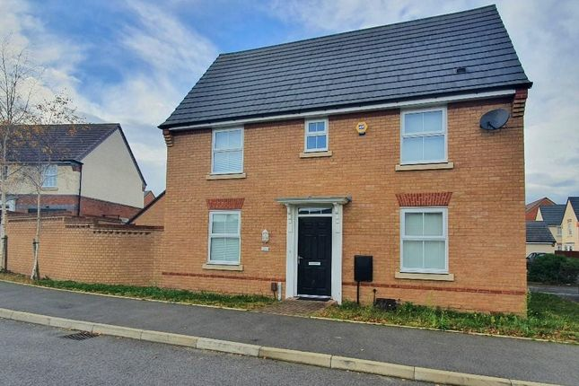 3 bed detached house to rent in Phoebe Close, Binley, Coventry CV3