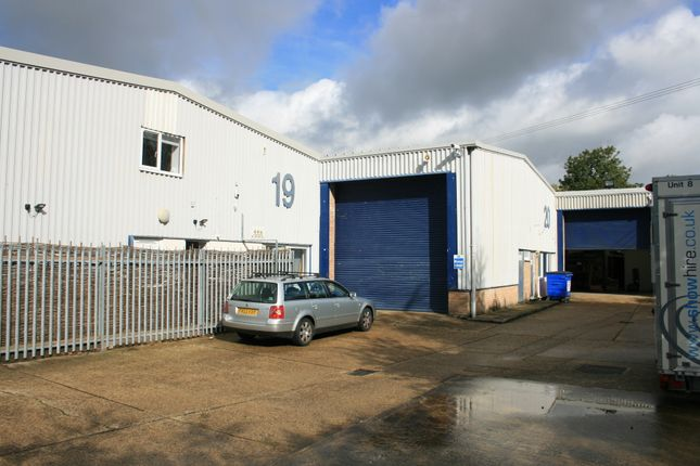 Thumbnail Industrial to let in Old Station Way, Bordon