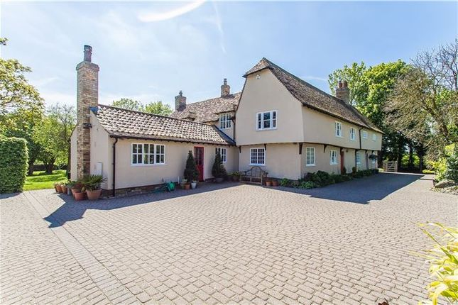 Thumbnail Detached house for sale in Main Street, Caldecote, Cambridge