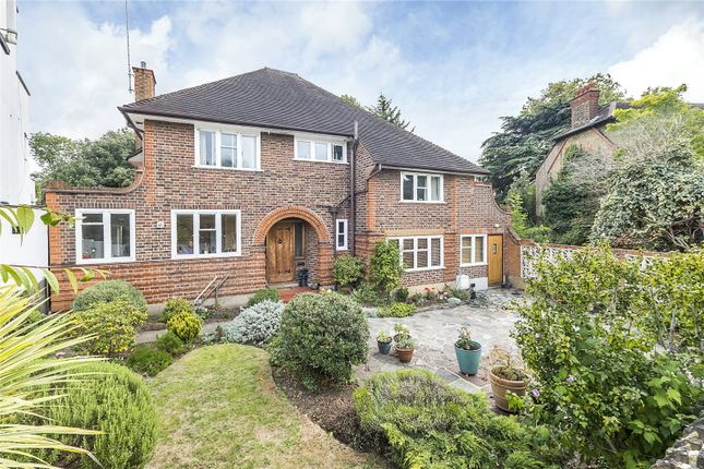 Thumbnail Detached house for sale in Ailsa Road, St. Margarets, Twickenham