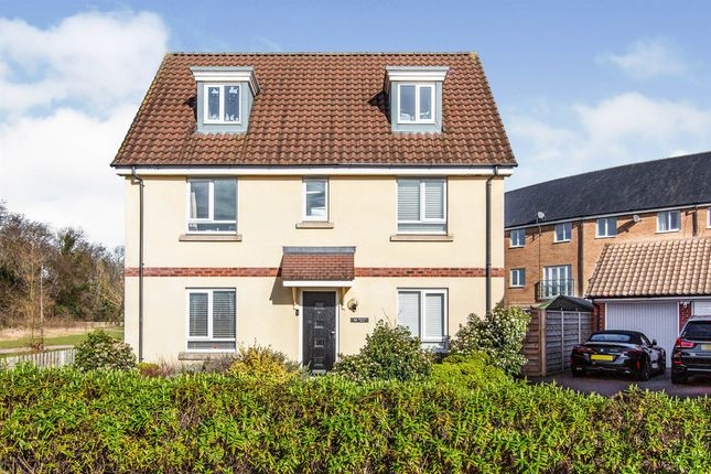 Thumbnail Detached house for sale in Whitley Road, Upper Cambourne, Cambridge