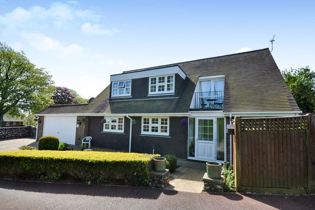 Thumbnail Property for sale in Manor Way, Eastbourne