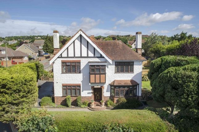 Thumbnail Detached house for sale in Havant Road, Farlington, Portsmouth