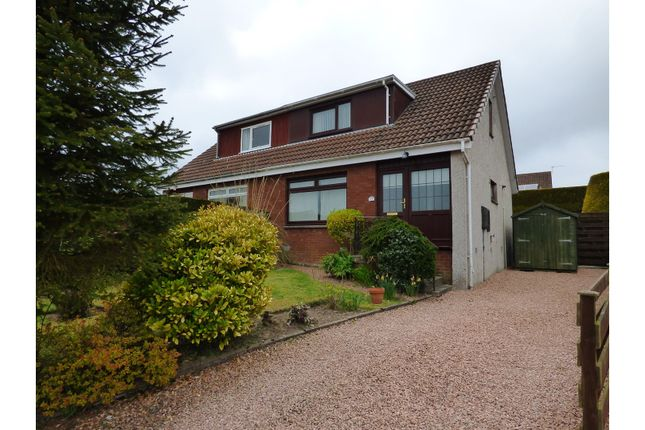 Thumbnail Semi-detached house for sale in Maryknowe, Newport-On-Tay