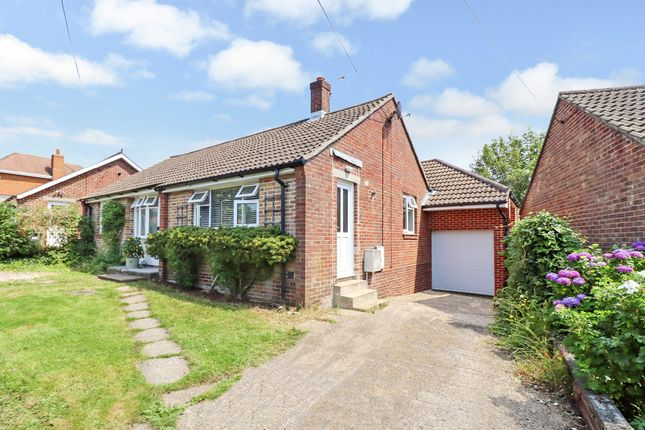 Thumbnail Detached bungalow for sale in Pitmore Road, Eastleigh