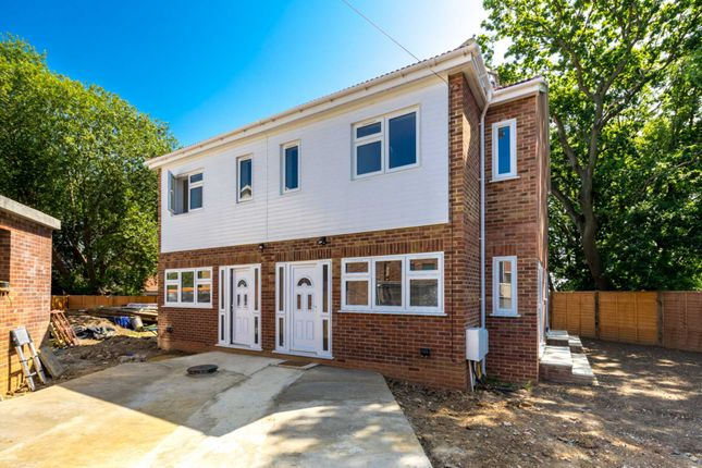 Thumbnail Semi-detached house for sale in Wannock Gardens, Ilford